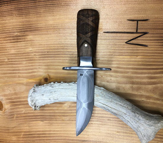 Click Big Deals - Stay Sharp out there with a gift certificate from Hix Hacks! Custom hand forged knives, cutlery, axes and more now at 50% Off! $50 for only $25!