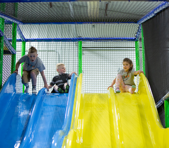 Click Big Deals - Get a 10 visit punch card from Run Wild Indoor and Outdoor Playland for half-price! $85 value for $42.50!