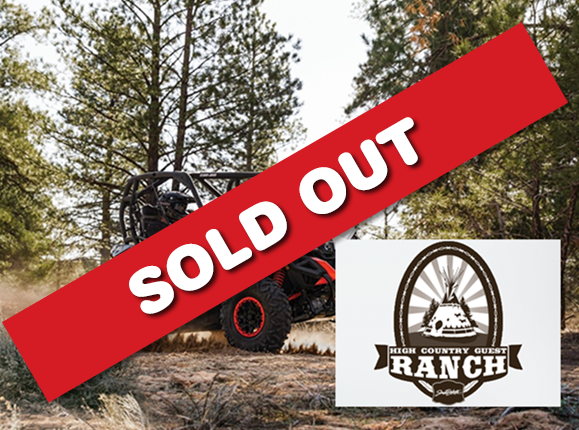 Get 50% off a half day, four-seater ATV rental from High Country Guest Ranch and adventure in the Black Hills!