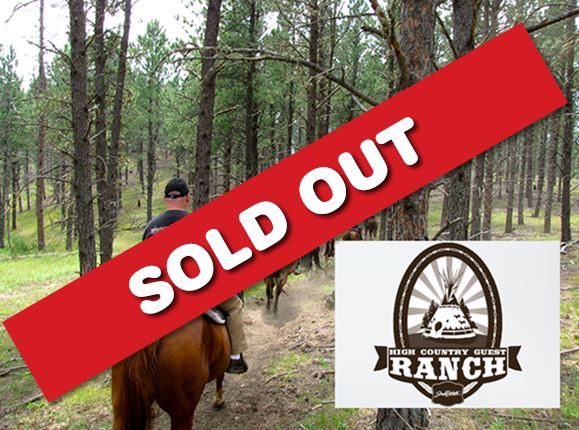 Get 2 horseback trail rides through the Black Hills for 50% off! Buy up to 2!