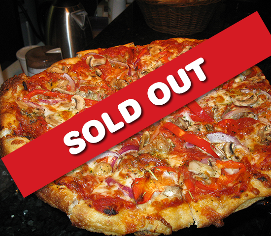 Dough Trader Pizza Company in Spearfish- Get $20 to Dough Trader for ONLY $10!