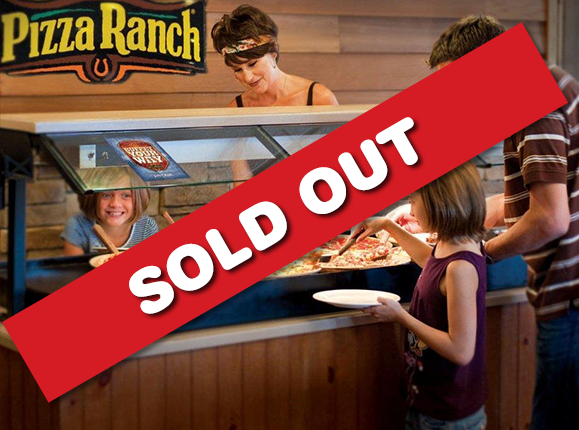 The South Pizza Ranch Rapid City: $20 for JUST $10!