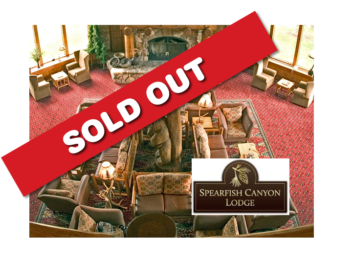 Spearfish Canyon Lodge: 1 night stay for two in a premier room and breakfast for two for JUST $74.50