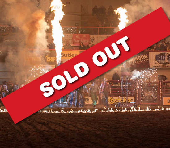 Get tickets to Rodeo Rapid City's PRCA Rodeo on Thursday February 4th for ONLY $12 a ticket!