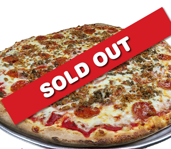 Get 50% off on an 18 inch Pizza (Up to 5 toppings) and a Large drink for $10 at Pizza & More! $20 Value!!