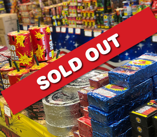 Celebrate the 4th of July at Discount Firework Outlets with 50% OFF! Get $50 for only $25!