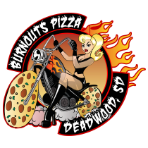 Burnouts Pizza in Deadwood