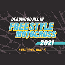 Click Big Deals - Deadwood ALL IN Freestyle Motocross