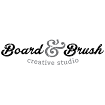 Board & Brush