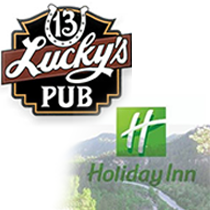 Spearfish Holiday Inn/Lucky's 13 Pub