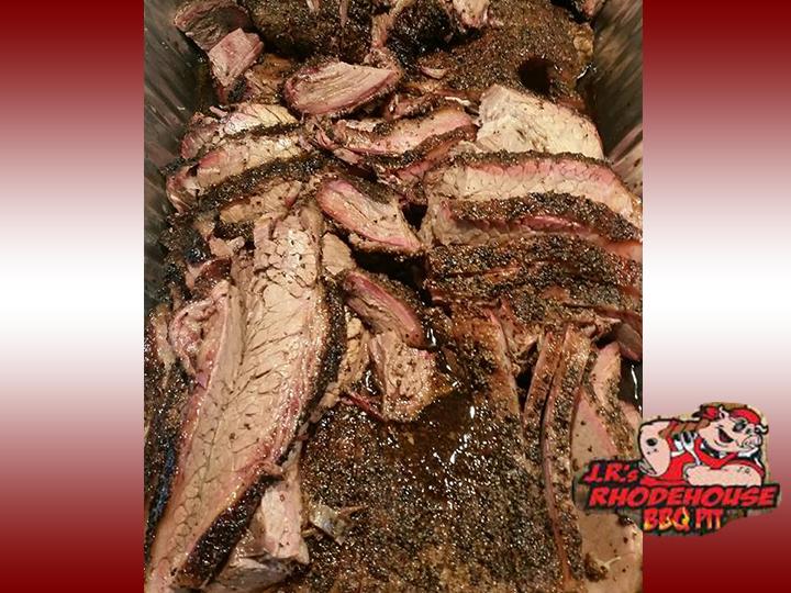 Click Big Deals - JR's Rhodehouse BBQ Pit