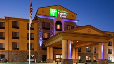 Holiday Inn Express & Convention Center - Sturgis